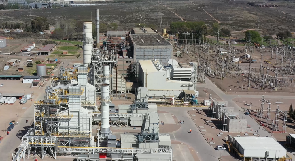 Central Puerto announces the approval of the commercial operations of Luján de Cuyo cogeneration unit (95 MW)